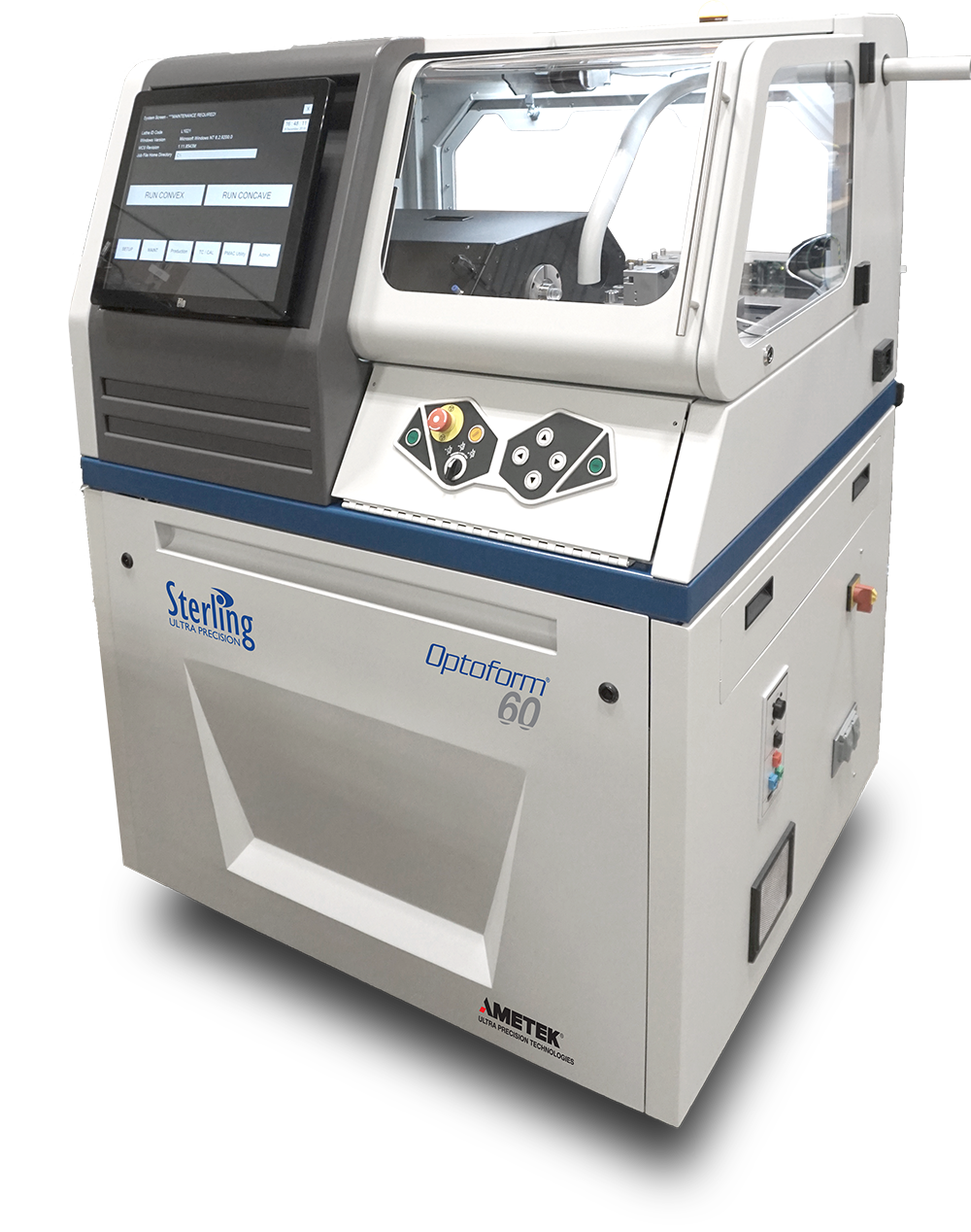 Optoform 60 ultra precision ophthalmic lathe