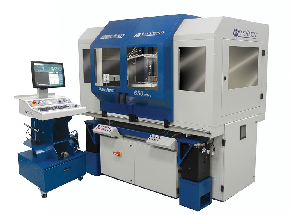 Planoform 650 Ultra precision flycutting system